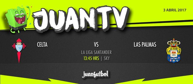 Los partidos del lunes 3 de abril, en el JuanTv