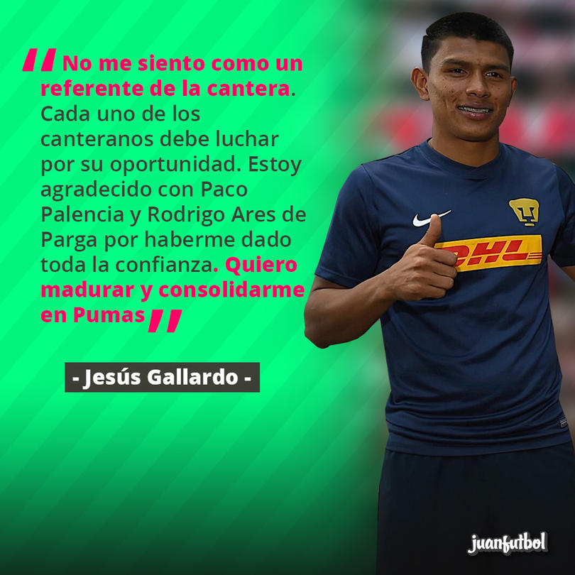 Jesús Gallardo no pierde el piso pese a sus buenas actuaciones