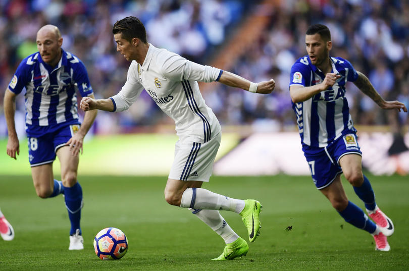Cristiano Ronaldo no estará contra el Leganés