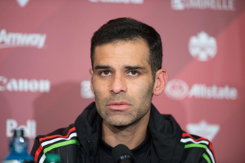 Rafa Márquez, capitán de la Selección Mexicana