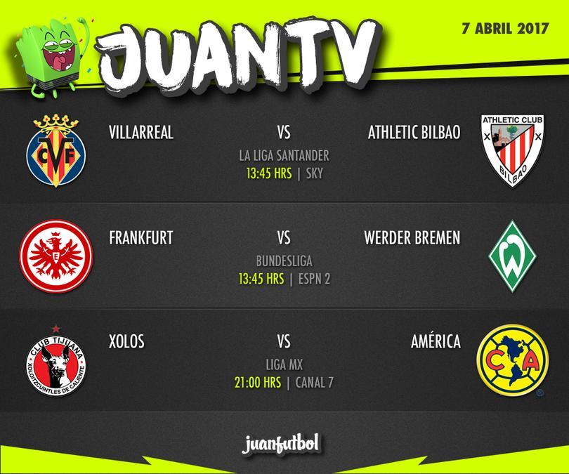JuanTV viernes 7 de abril
