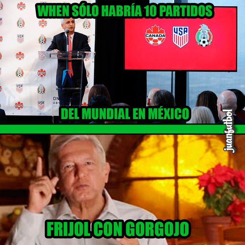 Los mejores memes de la candidatura conjunta.