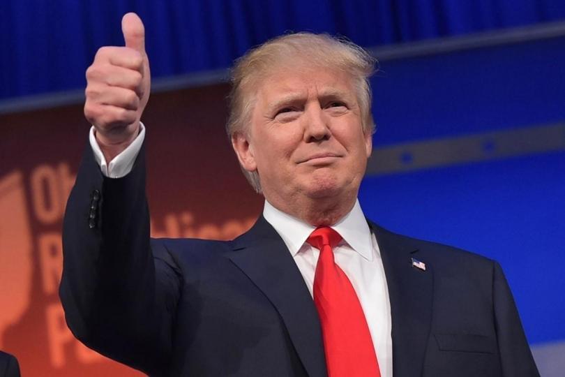 Luedo del anuncio de la candidatura conjunta de México, Estados Unidos y Canadá, Suni Gulati, Presidente de US Soccer, dijo que la idea es apoyada por Trump... ¿neta?