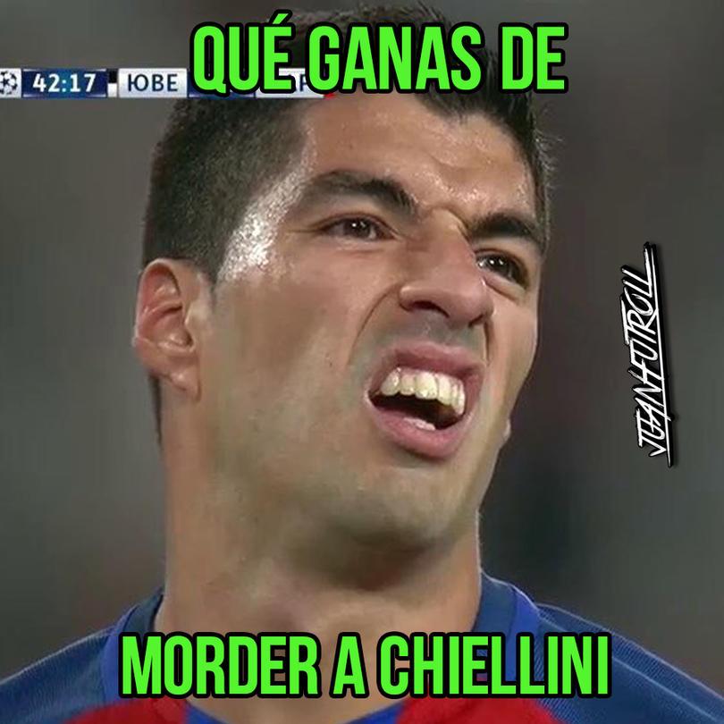 Los Memes De La Derrota Del Barcelona Vs Juventus