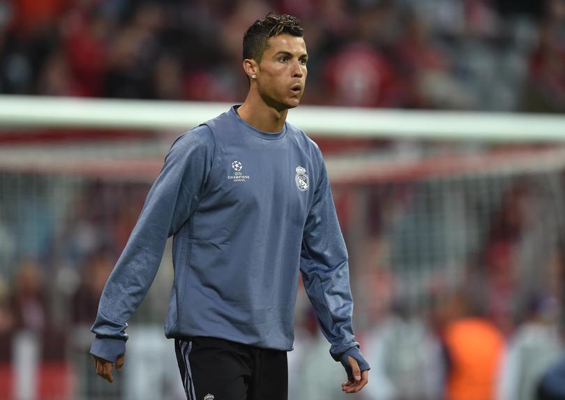 Otros futbolistas involucrados en escándalos sexuales, como Cristiano Ronaldo