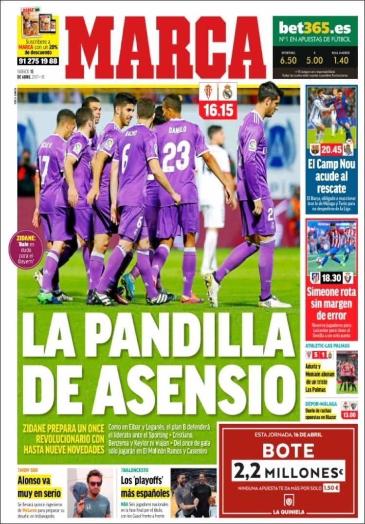 Mundo de papel (15.04.2017)