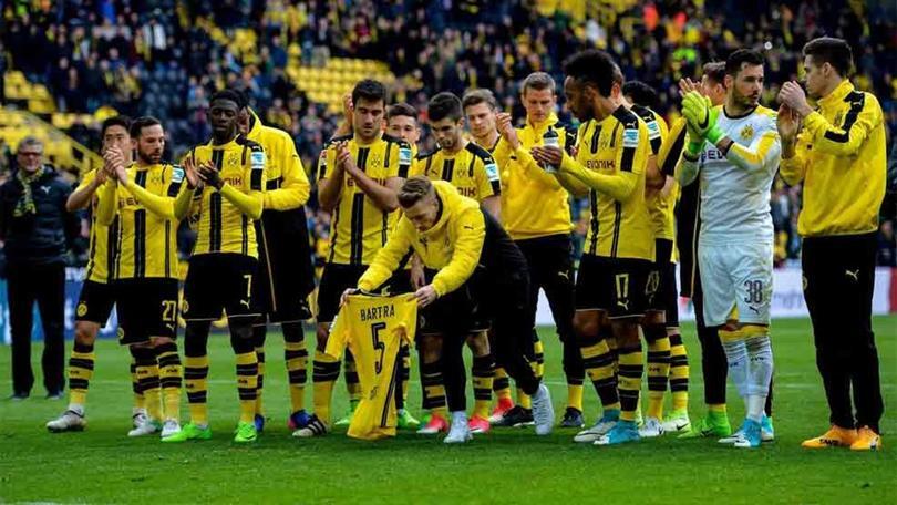 Después de las investigaciones sobre el atentado que sufrió el Dortmund en Alemania donde Bartra resultó lesionado, dicen que pudo ser mucho peor.