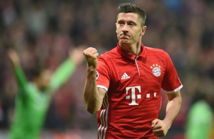 El Bayern sufrió sin Lewandowski en el partido de ida de la Champions contra el Madrid y hasta perdió, pero todo parece que ya se recuperó para jugar el martes la vuelta.