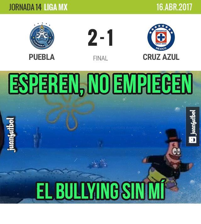 Puebla se salva momentáneamente en la pelea por el no descenso