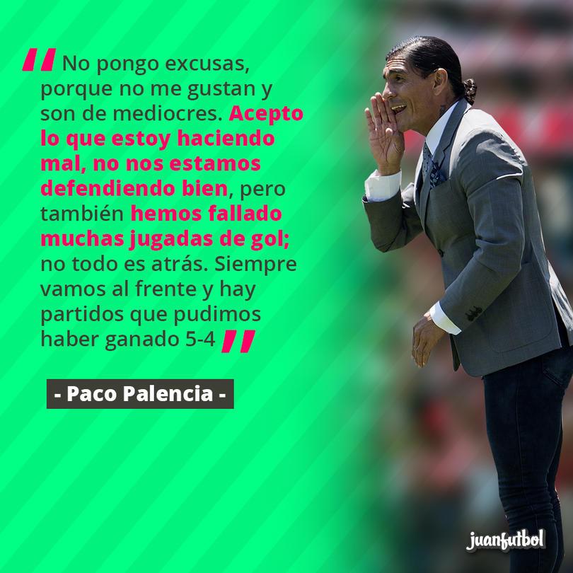 El entrenador de Pumas consideró que hay juegos en los que pudieron hacer más goles que el rival