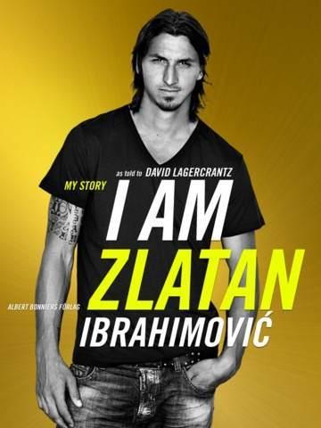 La historia que Zlatan contó toodo a David Lagercrantz