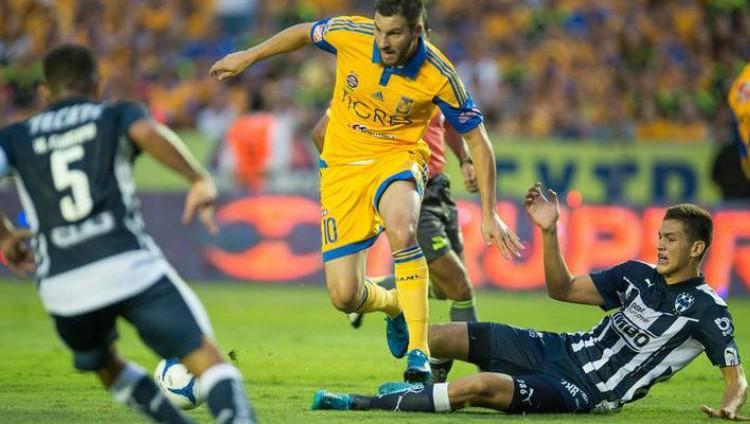 Monterrey y Tigres tendrán un duelazo
