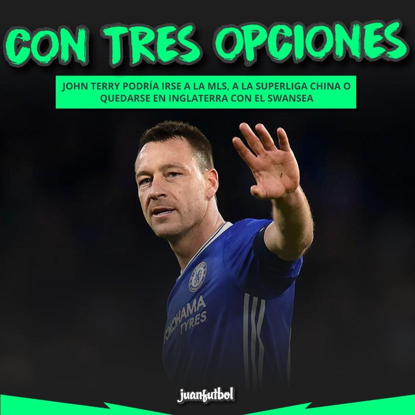 Esta será su última temporada con el Chelsea