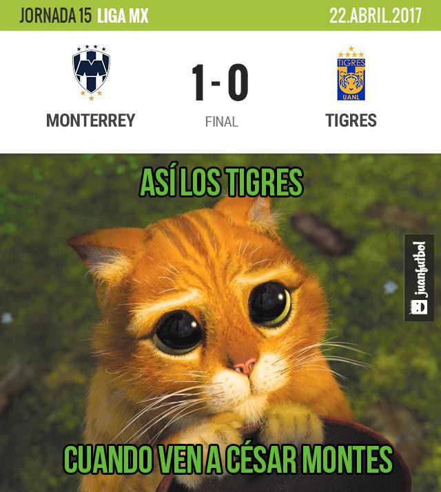 Monterrey se llevó el Clásico Regio