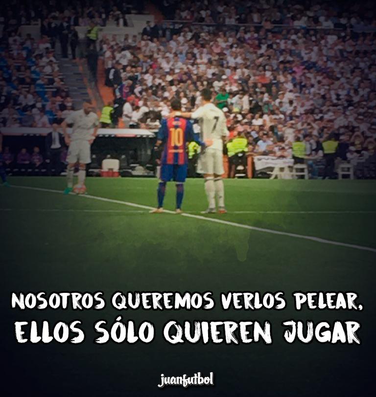 ¿Rivalidad? Messi y Cristiano podrán competir, pero jamás odiarse