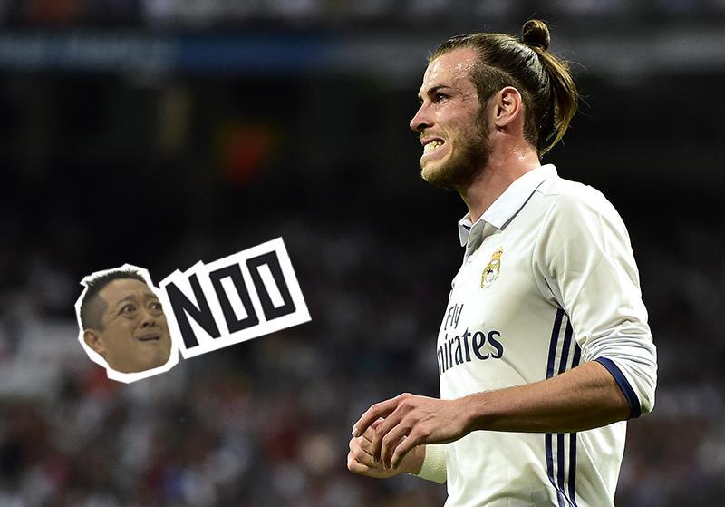 Otra lesión para Gareth Bale