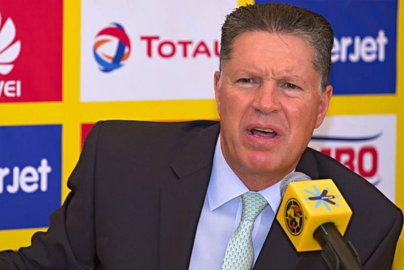 Peláez queda fuera del América.