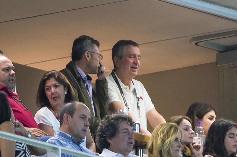 Vergara se está poniendo las pilas y luego de que México está peleando por ser anfitrión del Mundial junto a Estados Unidos y Canadá, dijo que buscarán partidos del Tri en su estadio.