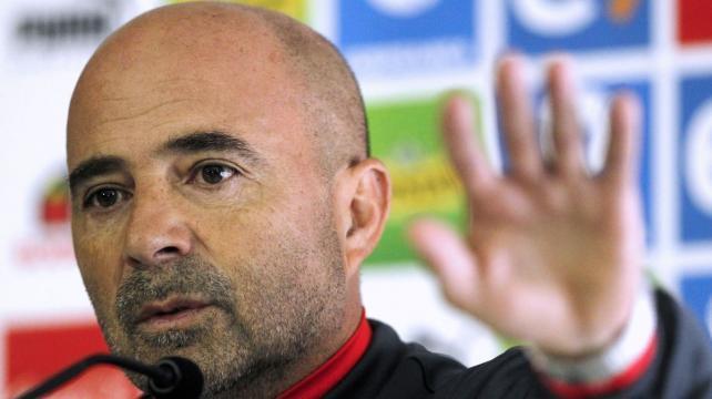 Argentina y Messi podría tener un nuevo entrenador pronto, o al menos oficial. El presidente de la AFA, Claudio Tapia, ya dijo que Sampaoli es el elegido.