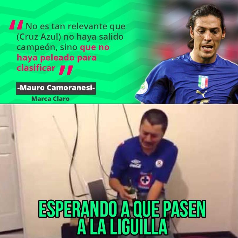 Mauro Camoranesi, ex jugador de Cruz Azul