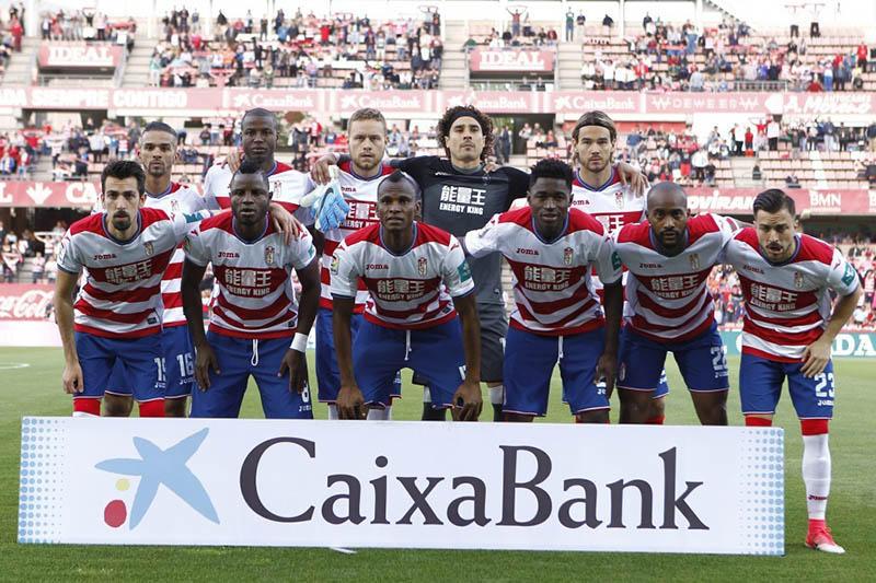 Granada en la temporada 2016-2017