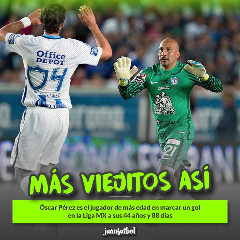 Óscar Pérez rompió un nuevo récord