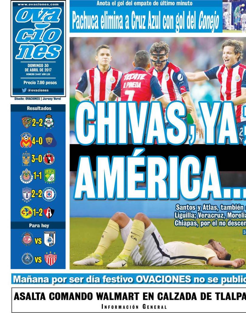 Mundo de papel (30.04.2017)