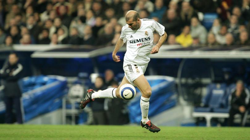 Zinedine Zidane marcó toda una época vistiendo los colores del Real Madrid.