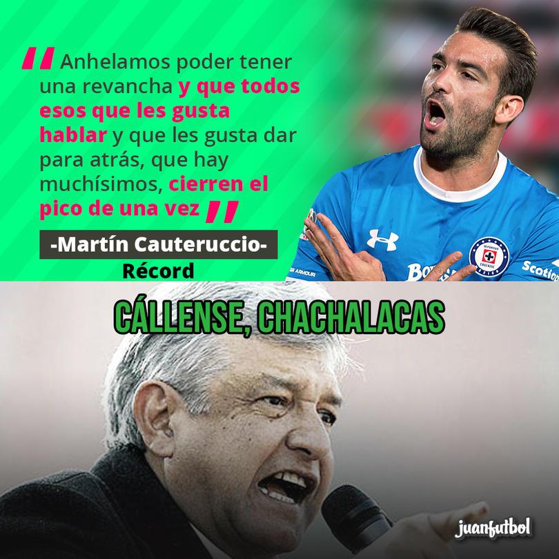 Martín Cauteruccio quiere revancha con Cruz Azul