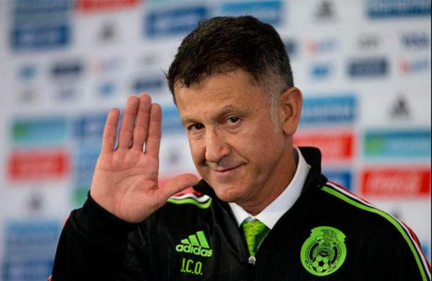 La Selección Mexicana no cambió de lugar en el ranking FIFA.