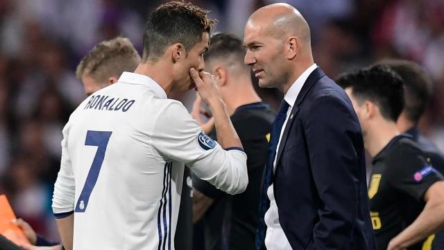 Zidane le está dando prioridad a ganar la Champions y vuelve a hacer rotaciones en su equipo, no importa que vayan contra el poderoso Granada de mi Paco Memo.