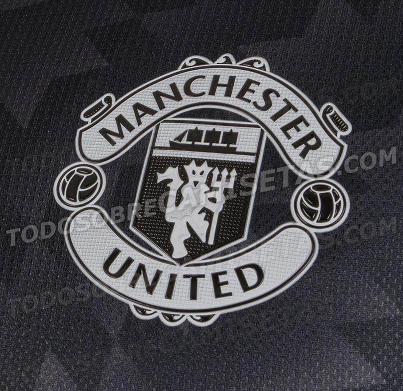 Camiseta de visita del Manchester United