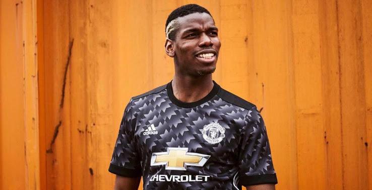 Así será el jersey de visitante del Manchester United para la próxima temporada