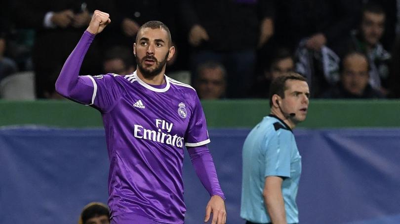 El Real Madrid jugará de morado la final de la Champions