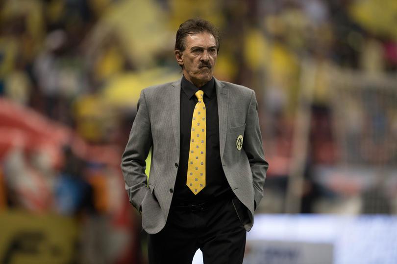 Después de que el Ame y La Volpe separaron sus caminos, resulta que el Bigotón dice que le gustaría ser el encargado de llevar a las selecciones menores de México.