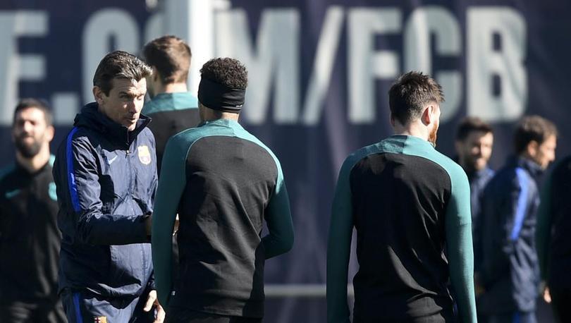 La semana pasada surgió un rumor de que Neymar y Juan Carlos Unzué se habían peleado en el entrenamiento del Barcelona y ahora dicen que el brasileño se enojó y estaría dispuesto a irse del Barça si se queda él como entrenador.