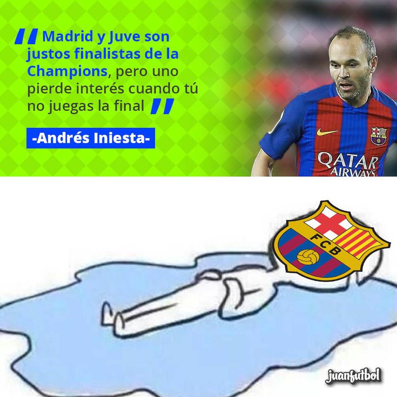 La final de la Champions que nadie se quiere perder