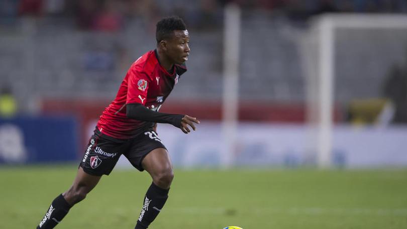 Clifford Aboagye recibió insultos racistas durante el juego entre Atlas y Chivas