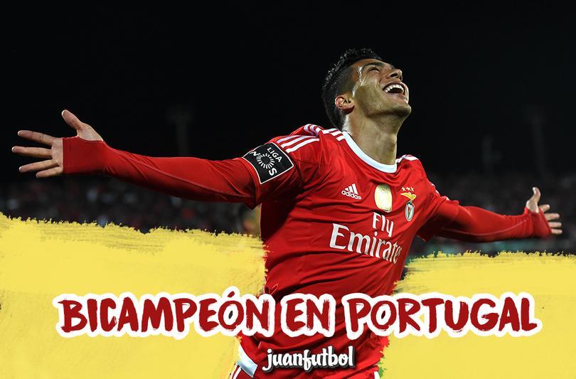 Jiménez es bicampeón en Europa