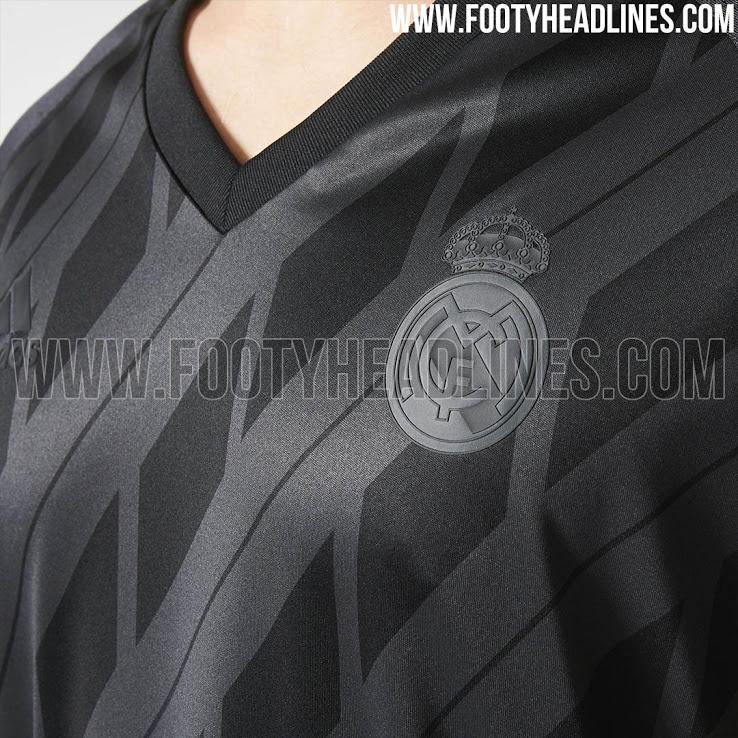 Posible jersey alternativo del Real Madrid