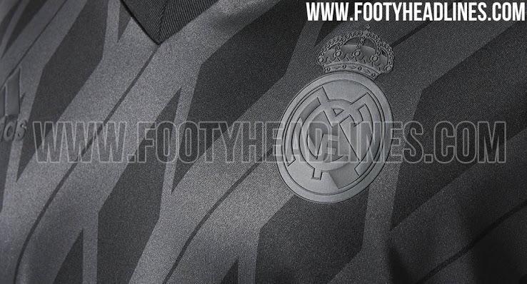 Posible jersey alternativo del Madrid