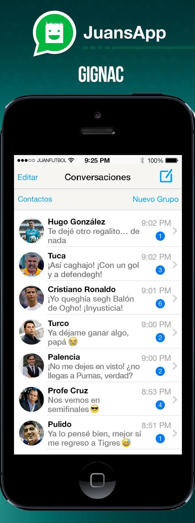 A Gignac le llovieron mensajes luego de sus goles al Monterrey