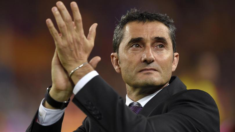 Siguen los rumores sobre el nuevo entrenador del Barcelona, pero ahora dicen que Ernesto Valverde es el que está más cerca de convertirse en el DT.