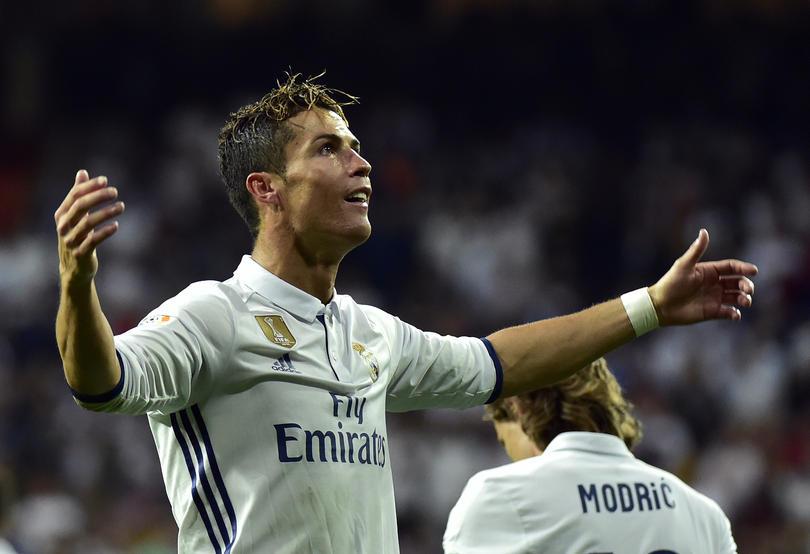 Cristiano Ronaldo tiene un nuevo mix
