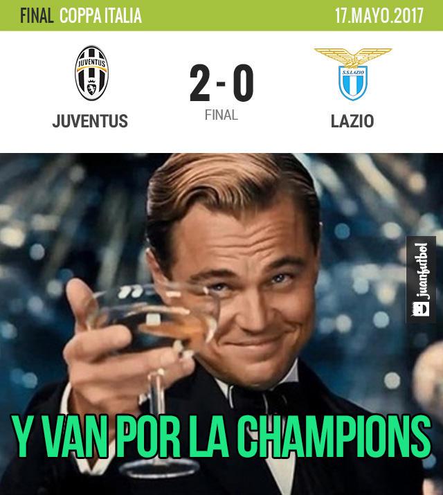 Los campeones de Italia