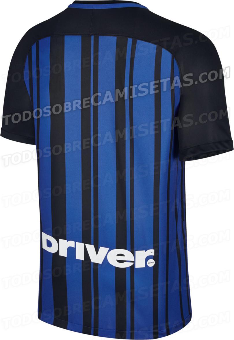 Así será el próximo jersey del Inter