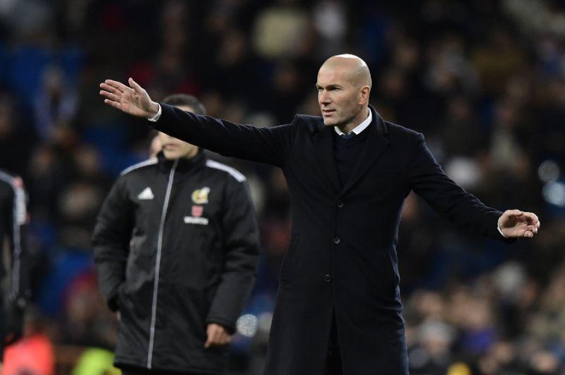Zidane también quiere la Liga