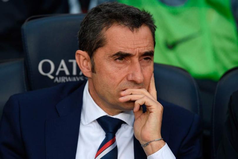 En España dicen que Ernesto Valverde ya está listo para ser el nuevo entrenador del Barcelona y según un diario ya hasta lo da por hecho.