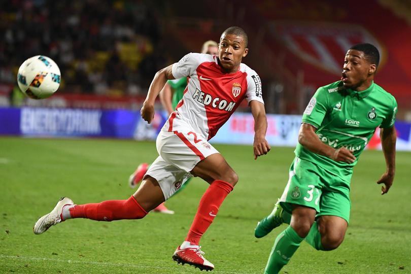 Mbappé puede salir del Monaco