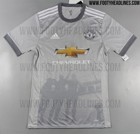 Camiseta alternativa del United para la siguiente temporada